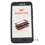 Huawei GR3 2017 360 Rubber Back cover
