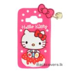 Samsung J1 2015 / J1 Ace Hello Kitty Back cover