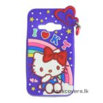Samsung J1 2016 Hello Kitty Back cover