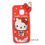 Samsung J2 2018 Hello Kitty Back cover