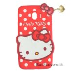 Samsung J4 Hello Kitty Back cover