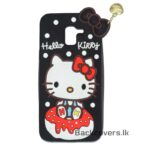 Samsung J6 Hello Kitty Back cover