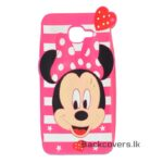 Samsung J7 Max Mickey Mouse Back cover