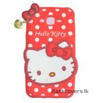 Samsung J7 2015 Hello Kitty Back cover