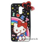 Huawei Y7 2017 Hello Kitty Back cover