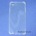 iPhone 7Plus / 8Plus / 7 Plus / 8 Plus Transparent Back cover