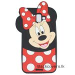 Samsung J6 Plus Mickey Mouse Back cover