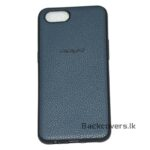 Oppo A1 K Rexine Back cover