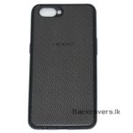 Oppo A3 S / A5 Rexine Back cover