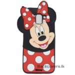 Samsung J6 Mickey Mouse Back cover