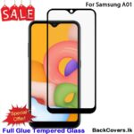 Samsung A01 / A 01 / M01 / M 01 / A40 / A 40 5D Tempered Glass / Screen Protector