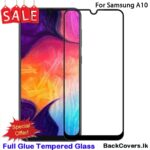 Samsung A10 / A 10 5D Tempered Glass / Screen Protector