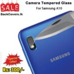 Samsung A10 / A 10 Camera Tempered Glass