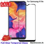 Samsung A10E/ A 10E / A10 E 5D Tempered Glass / Screen Protector