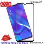 Oppo A1K / A 1K / A1 K 5D Tempered Glass / Screen Protector