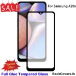 Samsung A20s / A 20s / A20 s 5D Tempered Glass / Screen Protector