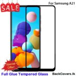 Samsung A21/ A 21 5D Tempered Glass / Screen Protector