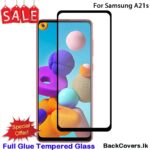 Samsung A21s/ A 21s / A21 s 5D Tempered Glass / Screen Protector