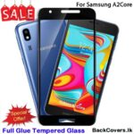 Samsung A2Core / A2 Core / A 2Core 5D Tempered Glass / Screen Protector