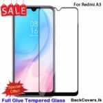 Redmi A3 / A 3 / CC9e 5D Tempered Glass / Screen Protector