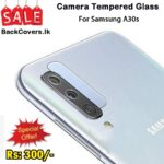 Samsung A30s / A30 s / A 30s / A 30 s Camera Tempered Glass