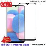 Samsung A30s / A 30s / A30 s 5D Tempered Glass / Screen Protector