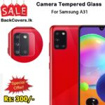 Samsung A31 / A 31 Camera Tempered Glass