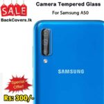 Samsung A50 / A 50 Camera Tempered Glass