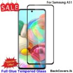 Samsung A51/ A 51 5D Tempered Glass / Screen Protector