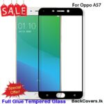 Oppo A57 / A 57 5D Tempered Glass / Screen Protector