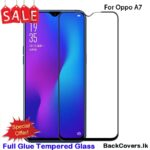 Oppo A7 / A 7 5D Tempered Glass / Screen Protector