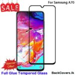 Samsung A70 / A 70 5D Tempered Glass / Screen Protector