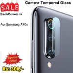 Samsung A70s / A70 s / A 70s / A 70 s Camera Tempered Glass