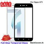 Oppo A71 / A 71 5D Tempered Glass / Screen Protector