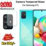 Samsung A72 / A 72 Camera Tempered Glass