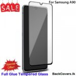 Samsung A90 / A 90 / A80 / A 80 5D Tempered Glass / Screen Protector
