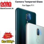 Oppo F11 / F 11 Camera Tempered Glass