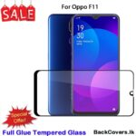 Oppo F11 / F 11 5D Tempered Glass / Screen Protector