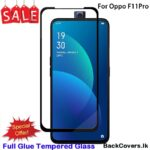 Oppo F11Pro / F11 Pro / F 11Pro 5D Tempered Glass / Screen Protector