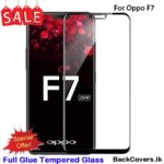 Oppo F7 / F 7 5D Tempered Glass / Screen Protector