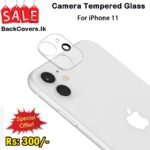 iPhone 11 / 11 Camera Tempered Glass