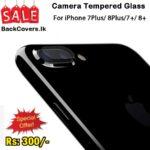 iPhone 7Plus / 7 Plus / 7+ / 8 Plus / 8+ Camera Tempered Glass