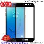 Samsung J2Core / J2 Core / J 2Core 5D Tempered Glass / Screen Protector