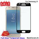 Samsung J3 / J 3 5D Tempered Glass / Screen Protector