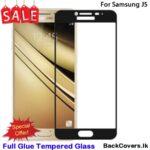 Samsung J5 / J 5 5D Tempered Glass / Screen Protector