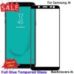 Samsung J6 / J 6 5D Tempered Glass / Screen Protector