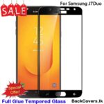 Samsung J7Duo / J7 Duo / J 7Duo 5D Tempered Glass / Screen Protector