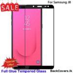 Samsung J8 / J 8 5D Tempered Glass / Screen Protector