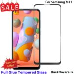 Samsung M11/ M 11 5D Tempered Glass / Screen Protector