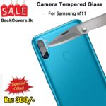 Samsung M11 / M 11 Camera Tempered Glass